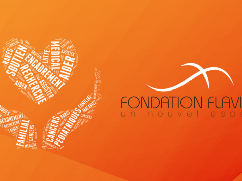 Tous en orange avec la Fondation Flavien !
