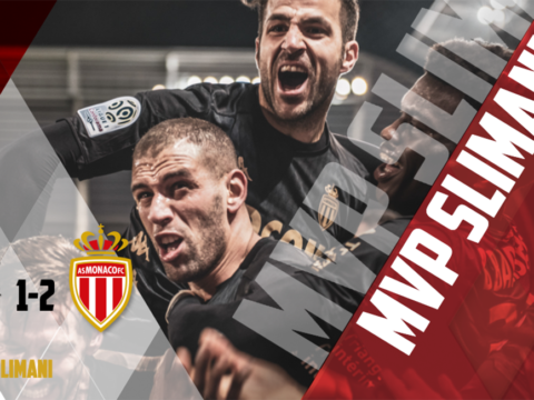 Islam Slimani was your MVP against Amiens SC