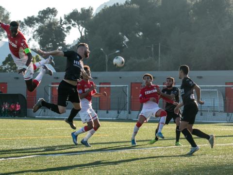 (N2) HIGHLIGHTS : AS Monaco 3-2 Nîmes Olympique
