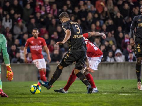À 9 contre 11, l'AS Monaco s'incline contre Nîmes