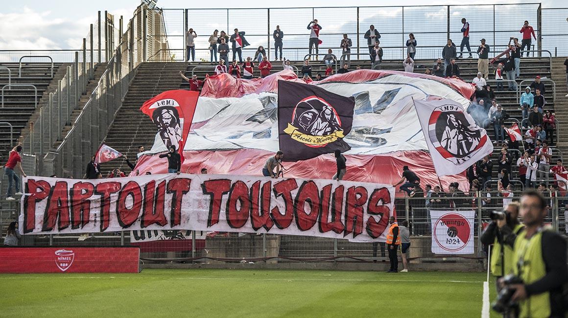 Nimes O. - AS Monaco : infos supporters