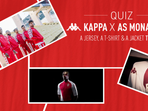 AS Monaco x Kappa quiz : your turn to win !