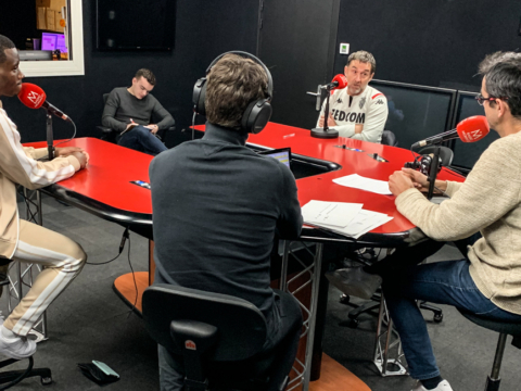 Frédéric Barilaro et Jonathan Bakali sur Radio Monaco