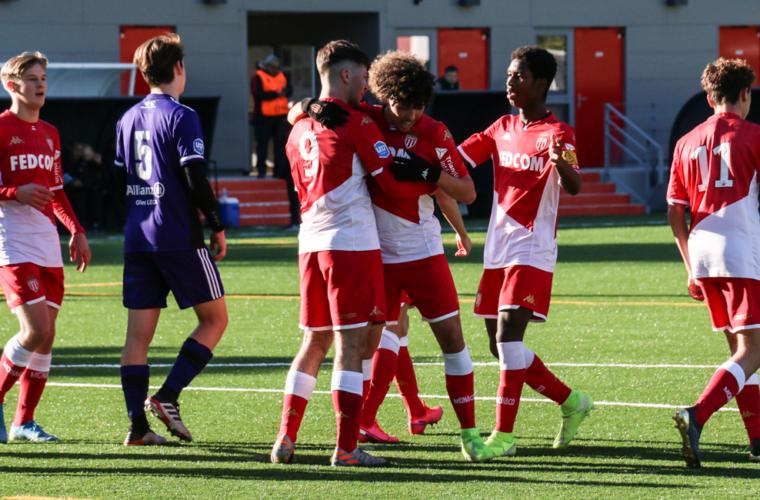 (U17) HIGHLIGHTS : AS Monaco 5-0 AC Ajaccio
