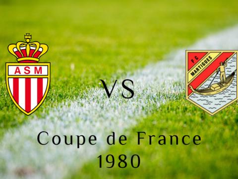 Coupe de France 1980 : Un 16e en deux temps
