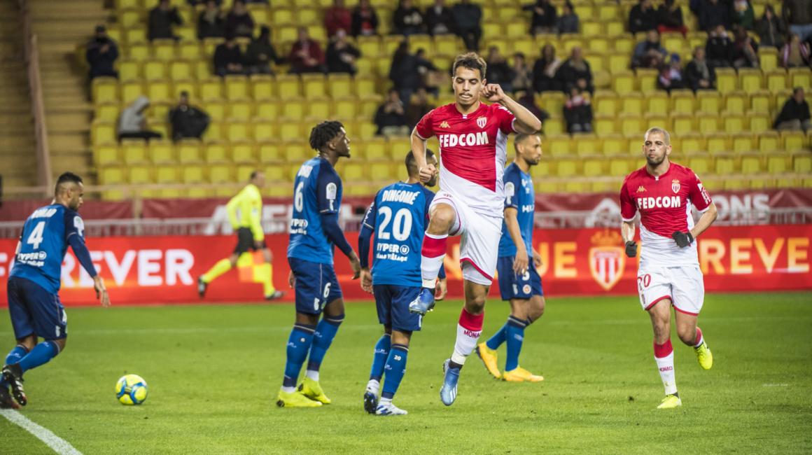 Wissam Ben Yedder, elegido MVP contra Reims