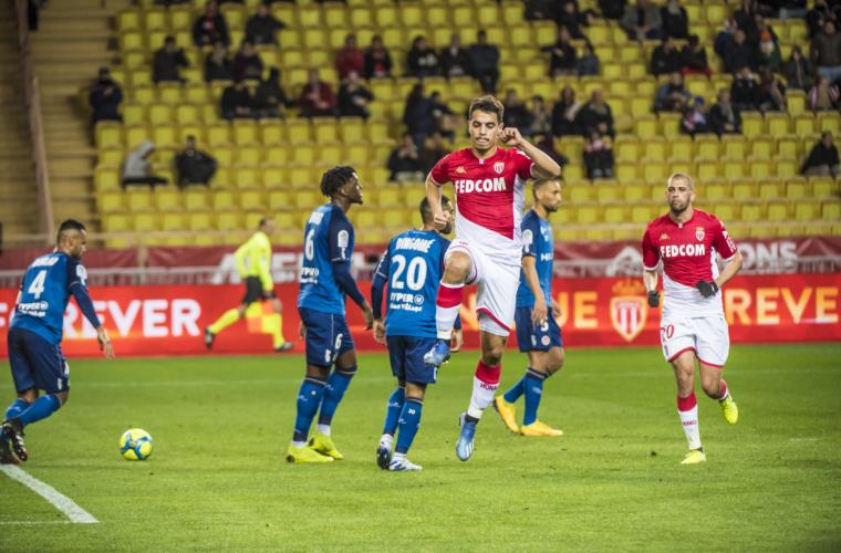 Wissam Ben Yedder é o MVP contra o Reims