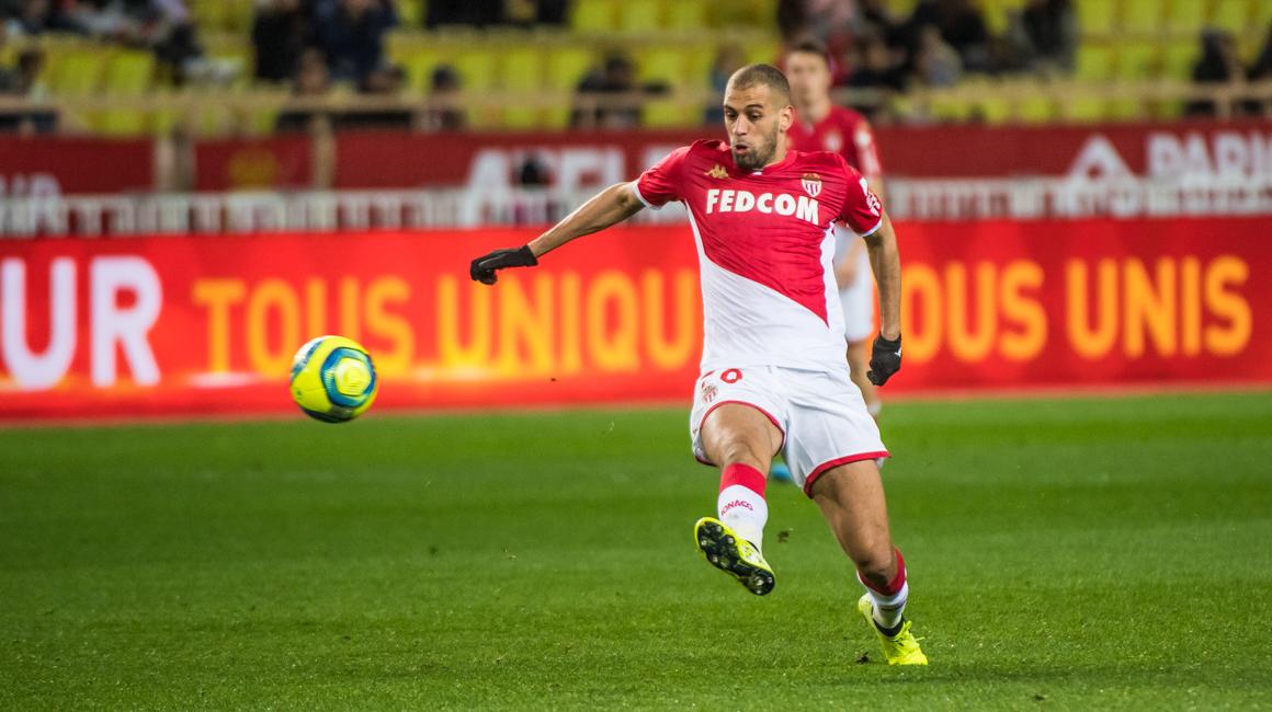 Slimani deuxième meilleur passeur de Ligue 1