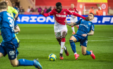 AS Monaco 1-1 Stade de Reims