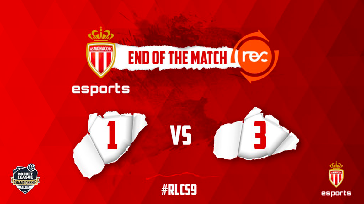 AS Monaco Esports fought until the end