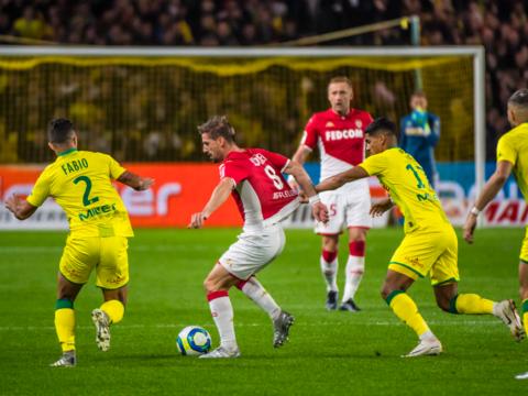 AS Monaco - FC Nantes le dimanche 5 avril