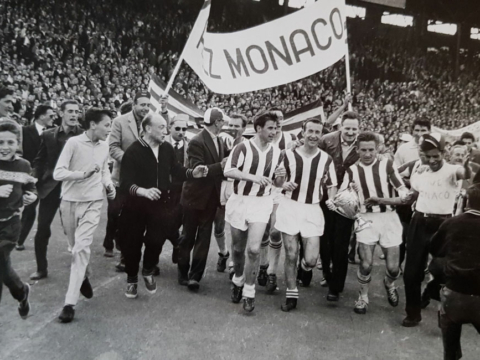 Coupe de France 1960 : La consécration