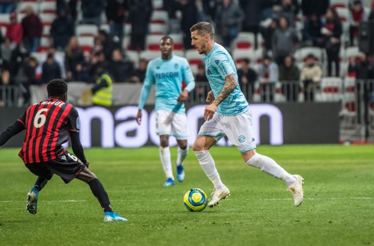 Stevan Jovetić suspendu en Ligue 1 Conforama