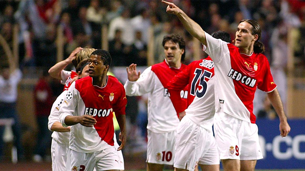 Testez-vous sur la Ligue des Champions 2003-2004 ! - AS Monaco