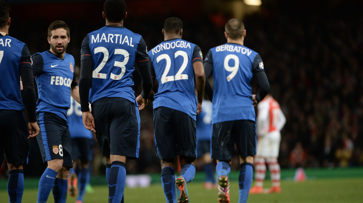 La Ligue des Champions 2014-2015 avec Monaco Intime