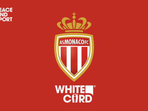 L'AS Monaco soutient le mouvement #WhiteCard