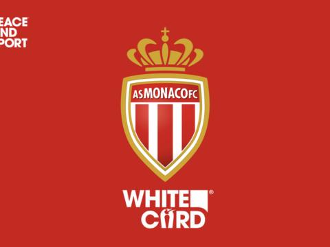 L'AS Monaco soutient le mouvement #WhiteCard
