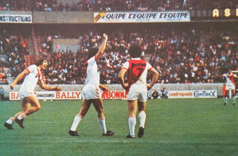 Coupe de France 1980 : Le sacre