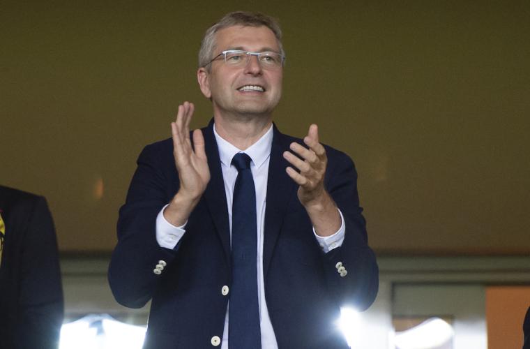 Dmitry Rybolovlev : « Nous avons de quoi être fiers »