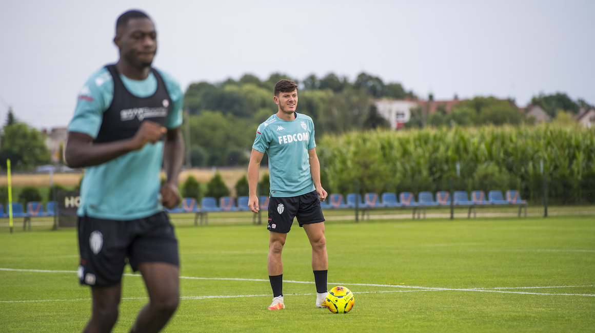 "Giulian Biancone : ""Cercle Bruges has allowed me to progress"""