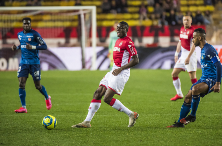AS Monaco x Stade de Reims na estreia