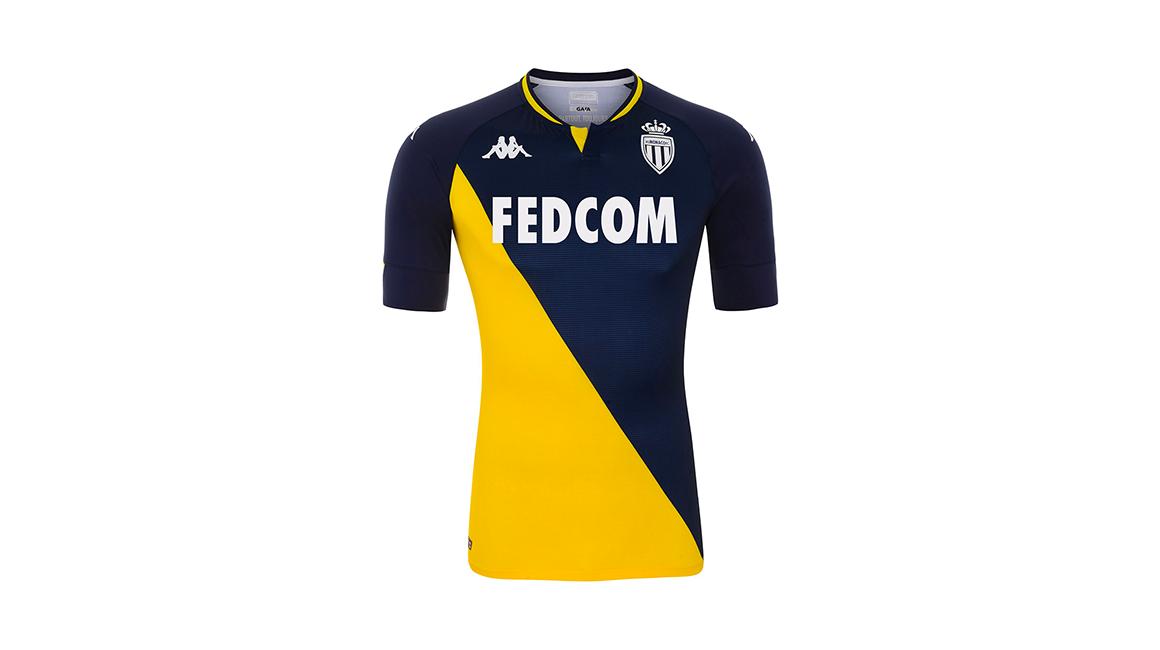 AS Monaco and Kappa unveil 2020-21 away jersey - AS Monaco