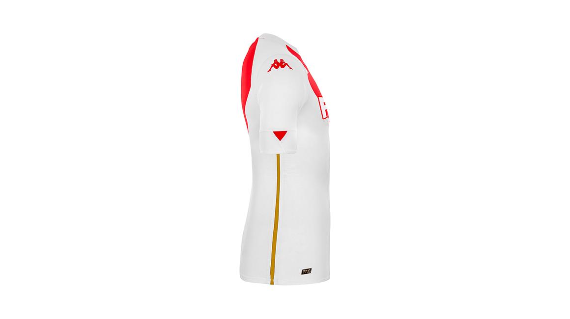AS Monaco and Kappa unveil 2020-21 home jersey - AS Monaco