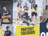 AS Monaco y Kappa presentan la camiseta visitante de la temporada 2020-2021