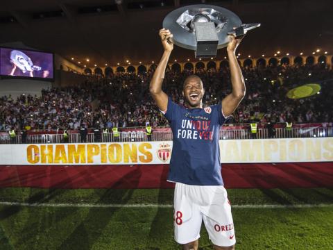 """Almamy Touré : """"Je n'ai que des bons souvenirs à Monaco"""""""