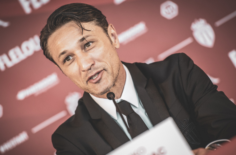 """Niko Kovac : """"AS Monaco is a great club with a great history"""""""
