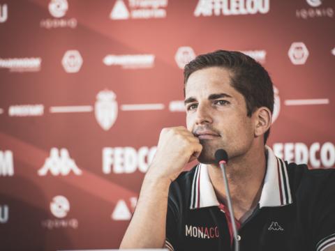 """Robert Moreno : """" Cinq phases de travail dans la pré-saison"""""""