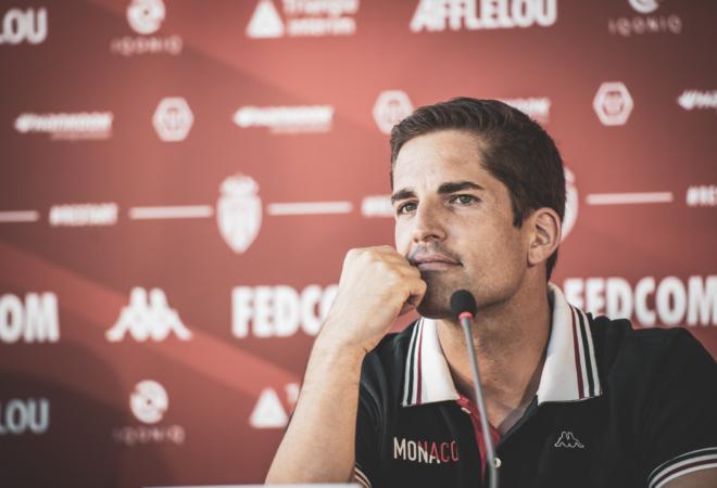 Robert Moreno : «Cinq phases de travail dans la pré-saison»