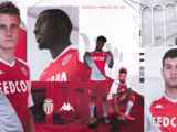 AS Monaco and Kappa unveil 2020-21 home jersey