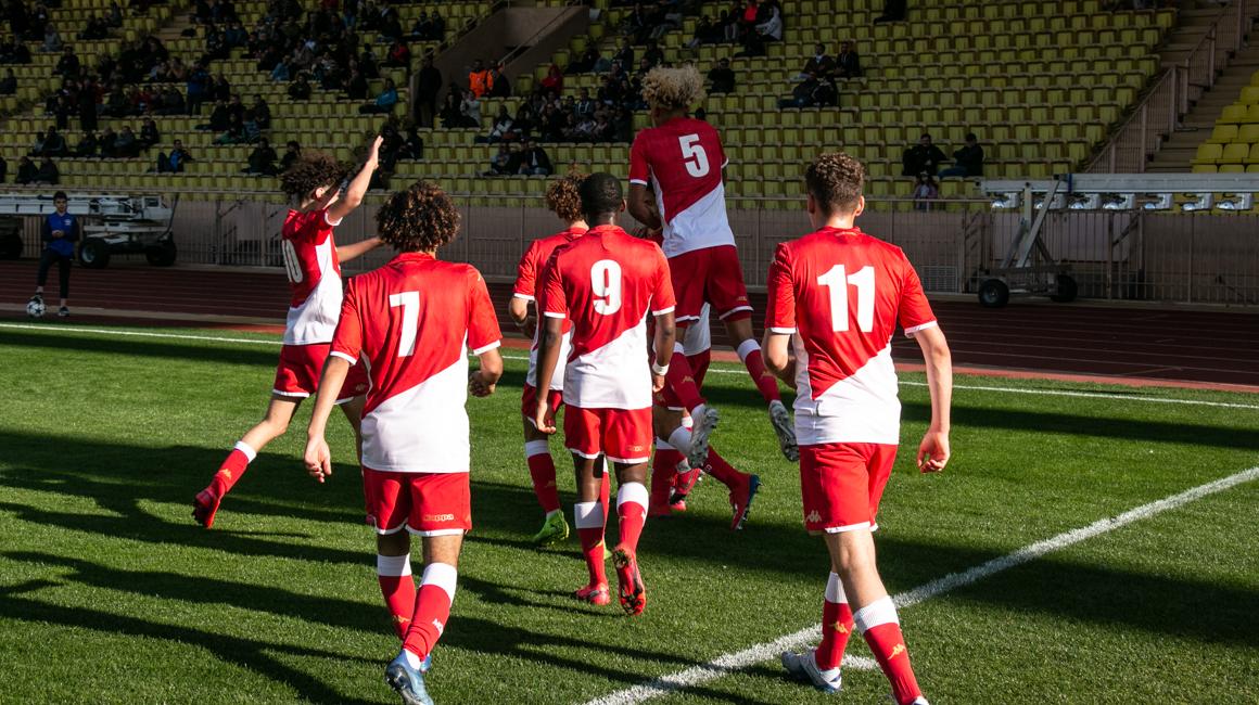 Monaco toujours dans le top 5 des centres de formation en France