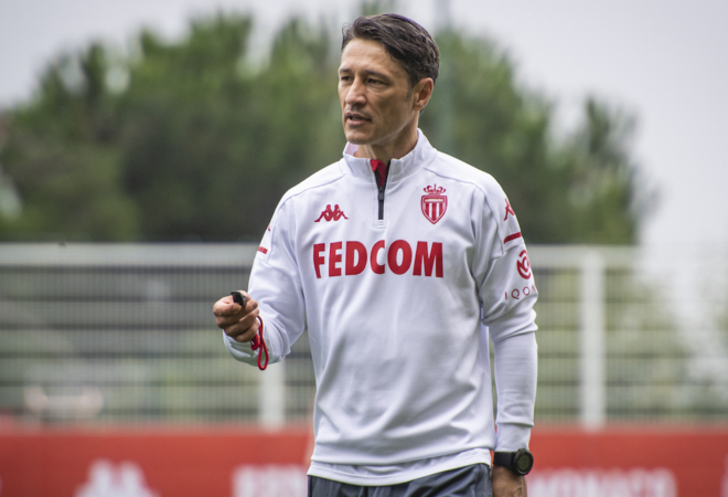 Niko Kovac's first day