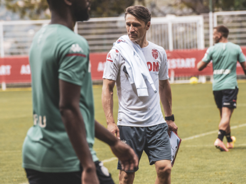 Niko Kovac y el progreso del AS Monaco