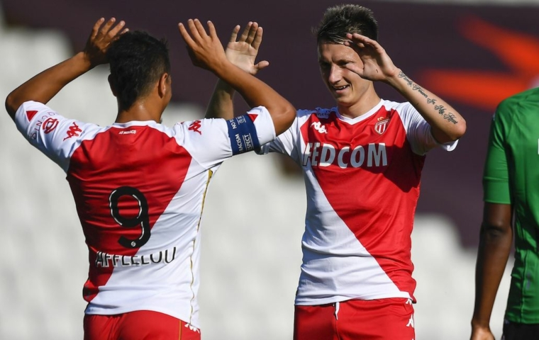 Amical : Cercle Bruges 0-2 AS Monaco