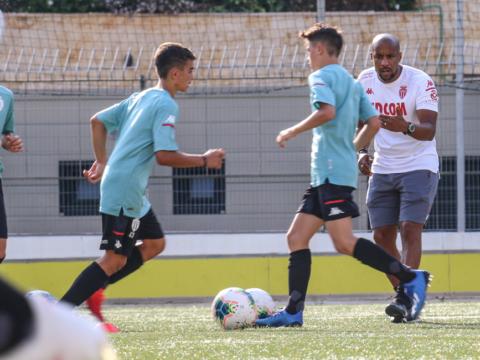 """""""Exigence, rigueur et détermination"""" pour la reprise des U17"""