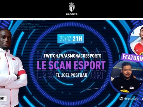 Nouvelle émission sur Twitch : le Scan Esport
