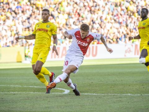 Les premières journées de l'AS Monaco