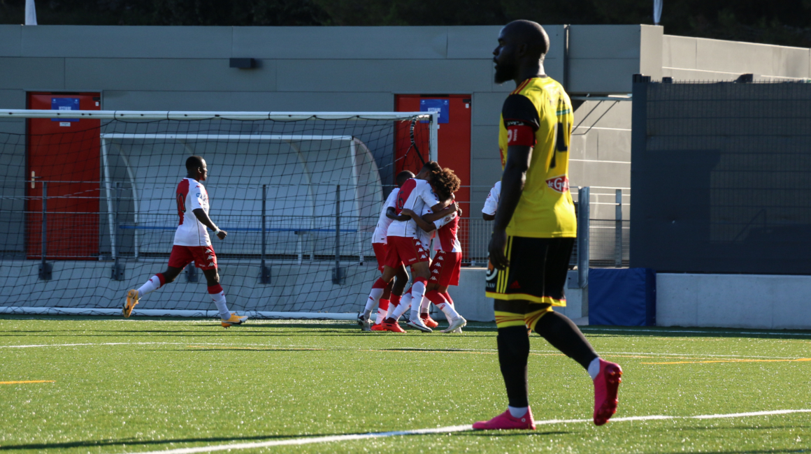 Highlights N2-J1 : AS Monaco 2-1 Louhans-Cuiseaux