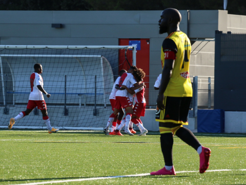 Highlights N2-J1 : AS Monaco 2-1 Louhans-Cuiseaux