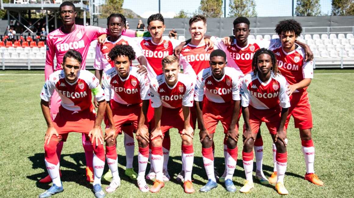 U19 : Suivez AS Monaco - US Colomiers en live