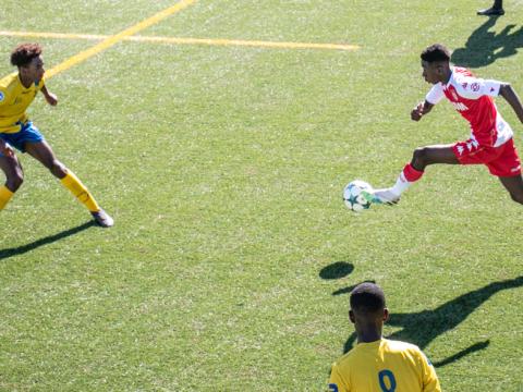 Highlights U19-J1 : AS Monaco 6-0 SC Toulon