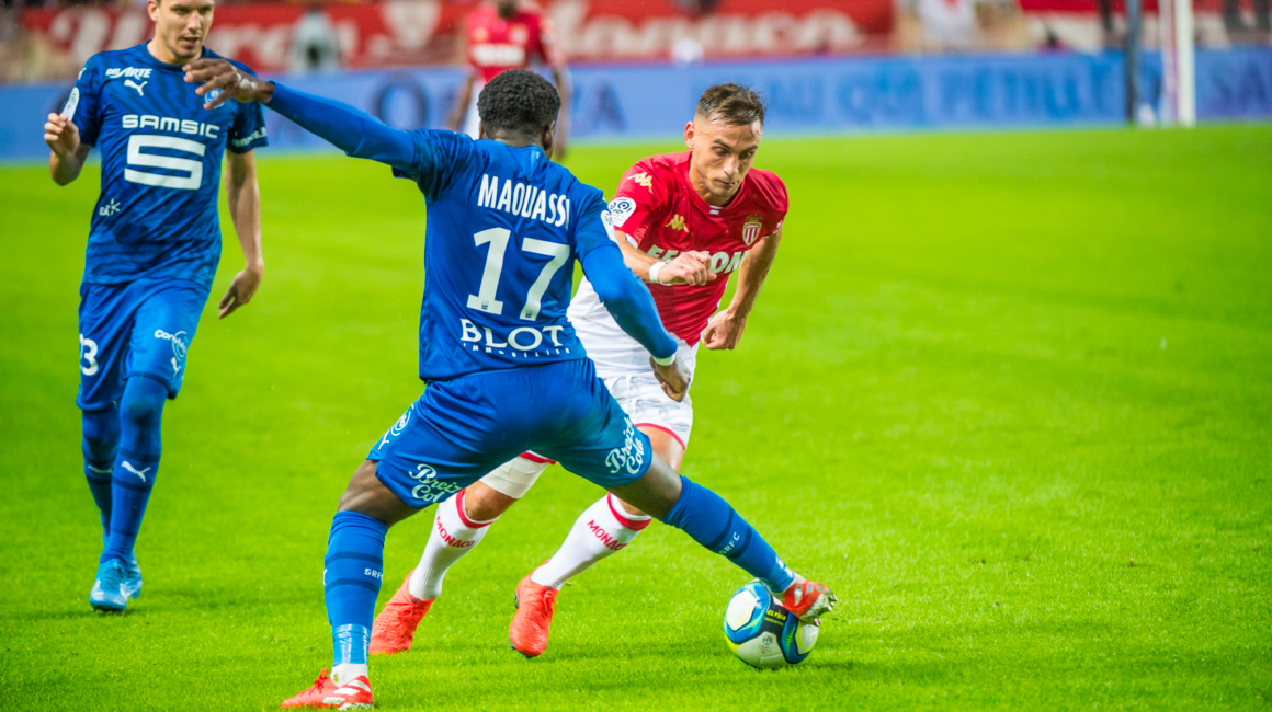 Stade Rennais - AS Monaco le samedi 19 septembre à 21h