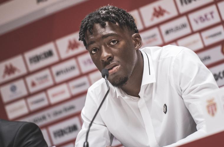"""Axel Disasi: """"Darei tudo de mim pelo AS Monaco"""""""