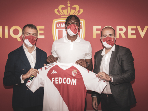 Axel Disasi assina com o AS Monaco