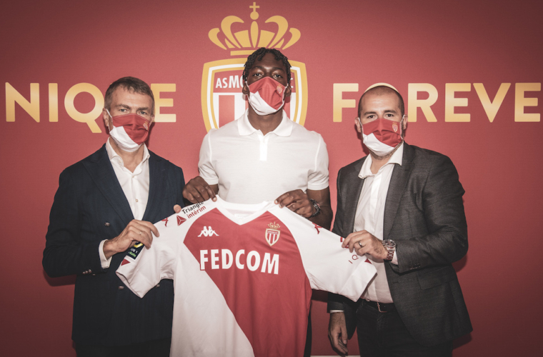 Axel Disasi rejoint l'AS Monaco