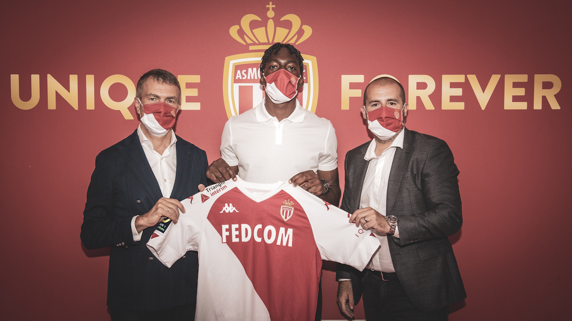 Axel Disasi joins AS Monaco