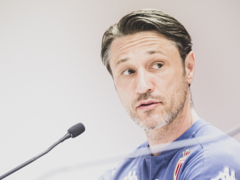 """Niko Kovac : """"I want to keep this aggressive style of play"""""""